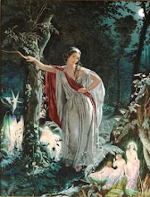 Hermia and the Fairies