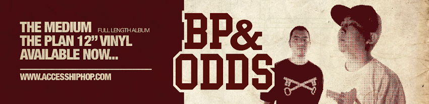 BP AND ODDS