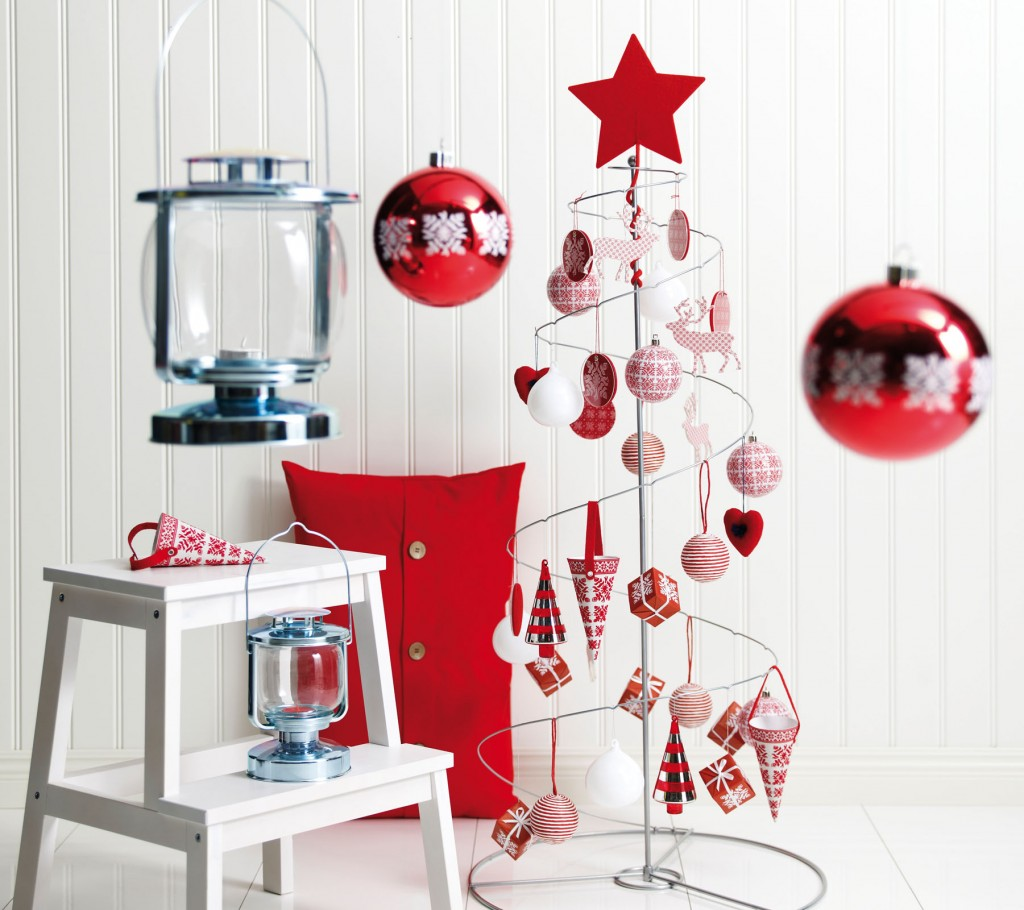 Christmas interior design. Trends
