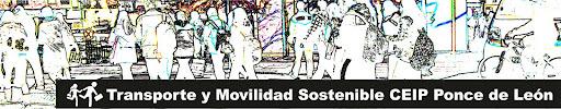 Plan de Transporte y Movilidad sostenible del colegio público Ponce de León