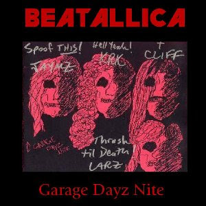 Garage Dayz Nite Artwork
