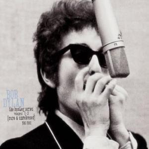 Bob Dylan Bootleg Series CD cover