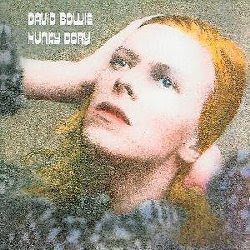 David Bowie Hunky Dory album cover