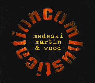 Medeski Martin & Wood Combustication CD cover