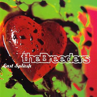 The Breeders Last Splash CD cover