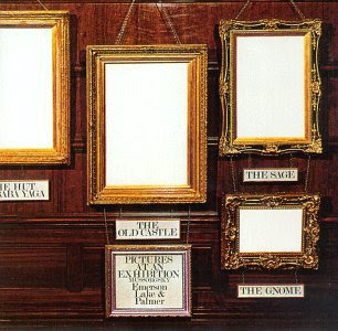 ELP - Pictures At An Exhibition CD Cover