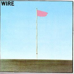Wire Pink Flag CD cover
