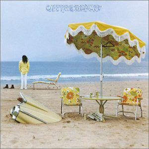 Neil Young On the Beach Album cover