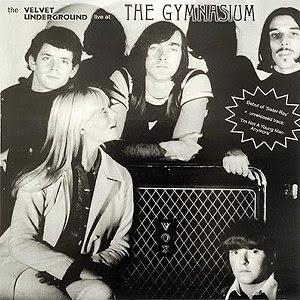 Velvet Underground Gymnasium album cover