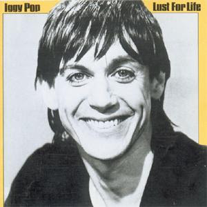 Iggy Pop Lust for Life album cover