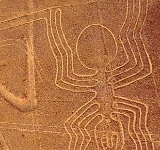 The Spider Lines of Peru