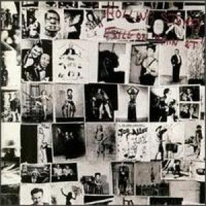 Rolling Stones Exile on Main Street Album Cover
