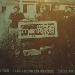 Arctic Monkeys Beneath the Boardwalk
