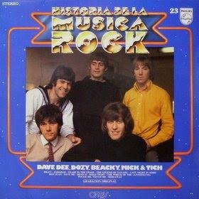 La Historia de la Musica Dave Dee, Dozy, Beaky, Mick & Tich
