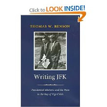Writing JFK