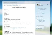 Blog asociado: COETULUS URBIS BONAERENSIS