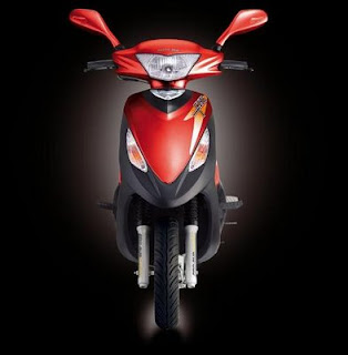 Mahindra Kinetic Flyte 125cc Scooter