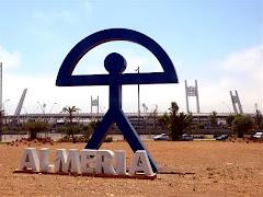 Indalo:  símbolo de Almería (de donde venimos los Salmerón).