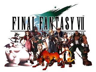 Portada Final Fantasy VII