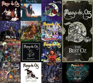 Discografía Mago de Oz