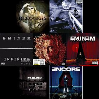 Discografía Eminem
