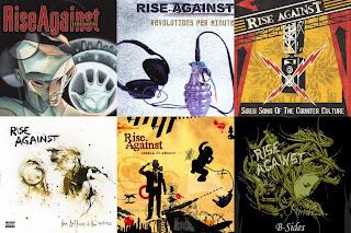 Discografía Rise Against