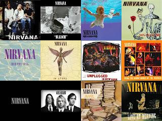 Discografía Nirvana