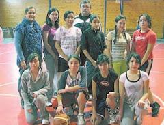 Nuestra escuela un gran talento en basquetball