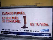 Campaña Antitabaco