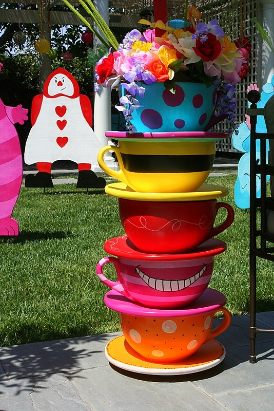 Mad hatters tea party - Mad hatter tea party decoration ideas ...