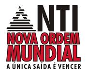 Logo Anti-Nova Ordem Mundial