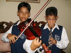 Violín y Oboe...!