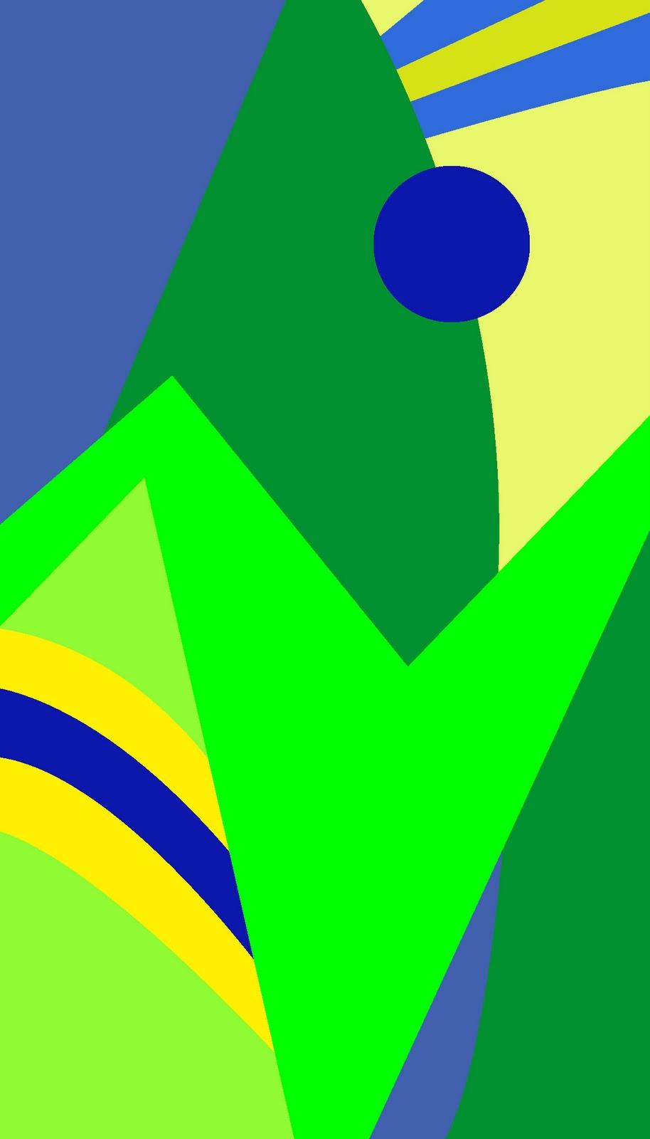 Graphics Design: Color Schemes - Design 1