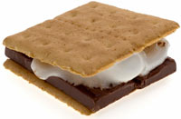 Some more ways to eat S'mores