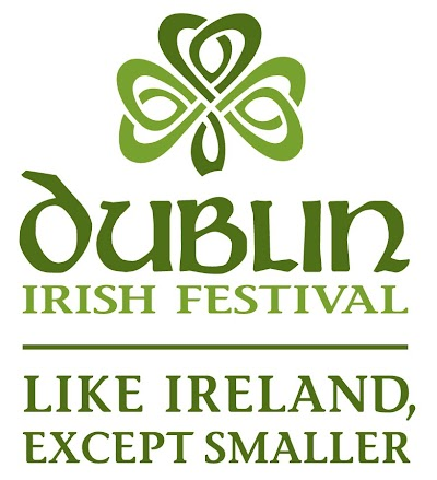 Camping at the Dublin Irish Festival