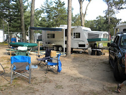 Camping &amp; Canoeing Extravaganza 2010