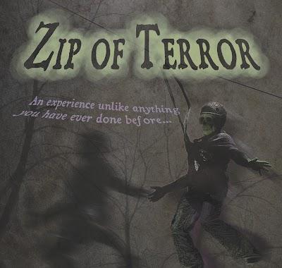 Boyne Mountain debuts 'Zip of Terror' Haunting Halloween Experience