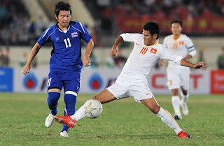 Vietnam Football: SEA Games 25 Results