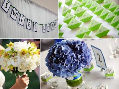 Wedding ideas seaside wedding favors beach tropical favors ocean ocean themed wedding centerpieces on petit fleur seaside event ocean blue sea green junglespirit Gallery