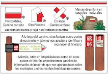 SENDEROS GR