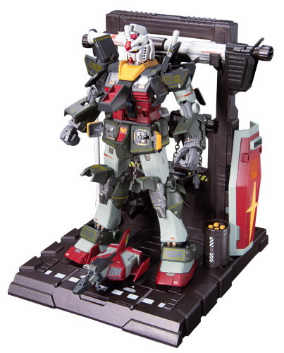 Gundam scale super hcm pro rx real type color