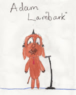 "Adam Lam""bark"" by Laura"