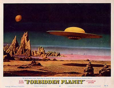O Planeta  prohibido
