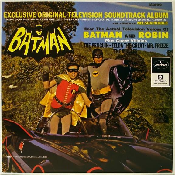 Check The Cool Wax Up Next Batman Television Soundtrack