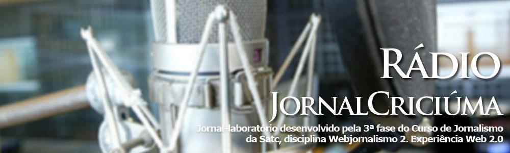 Blog Jornal Criciúma - Rádio