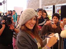 2007 Dic 16 - Premiere Alvin y las Ardillas
