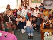2008 Marzo 9 - Comida cumpleaños Leslie (suegros)