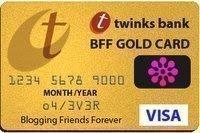 Premio BFF Gold Car