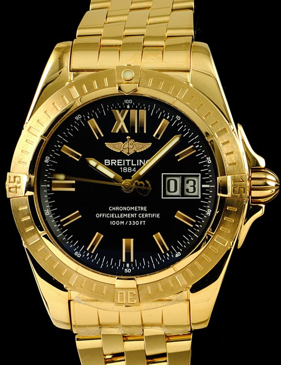 breitling watches expensive