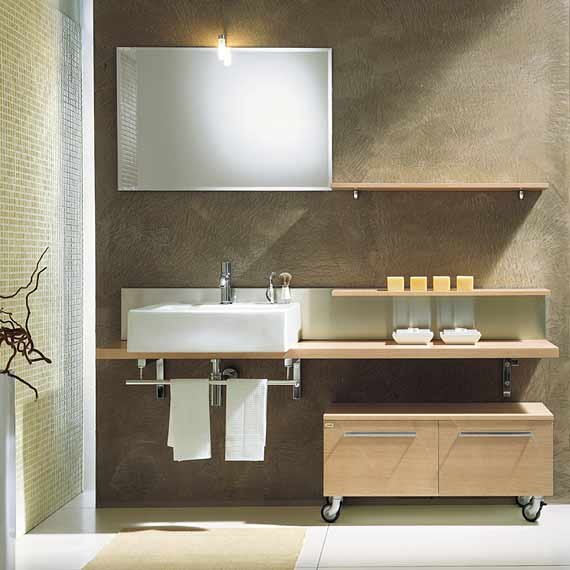 MIRROR CABINETS - A SLEEK TREND IN CONTEMPORARY BATHROOM DESIGN